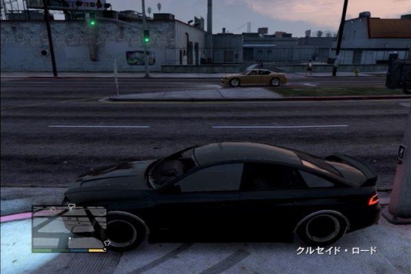GTA5 ドリフトミス