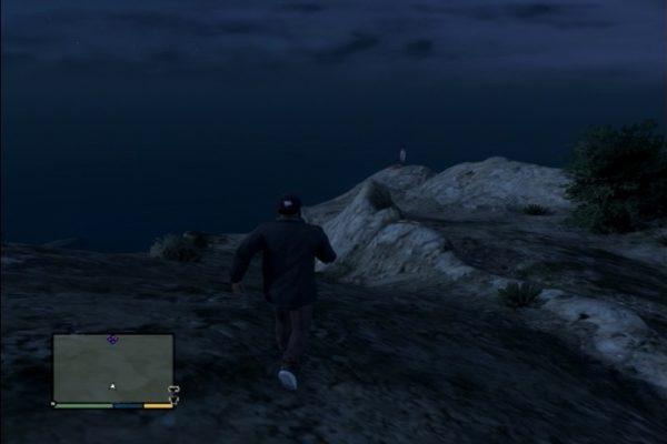 GTA5 ゴルド山の幽霊