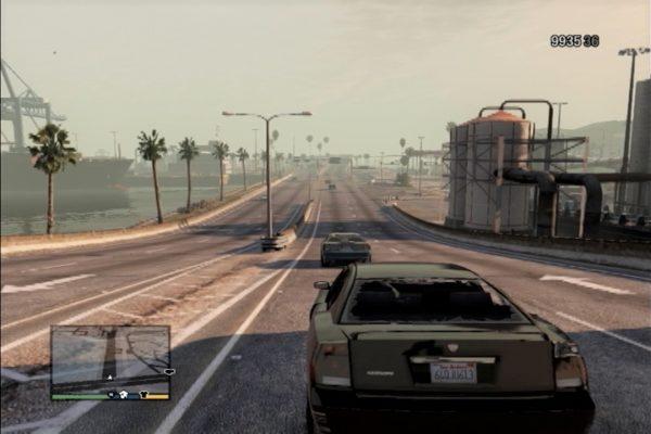 GTA5 ドライブバイ