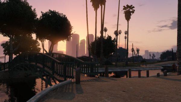 GTA5 公園