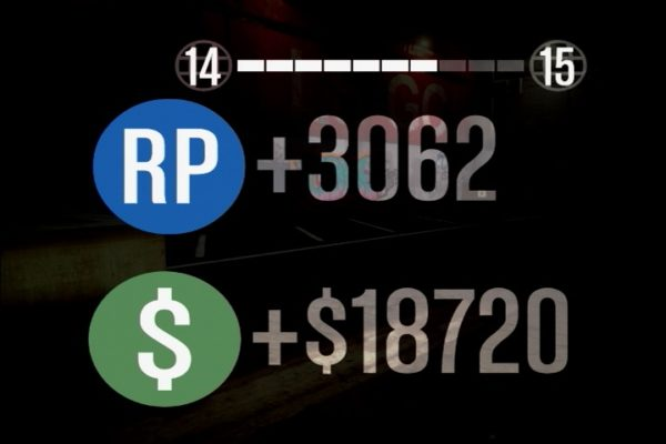 GTA5 ミッション報酬
