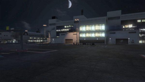 GTA5 ロスサントス国際空港