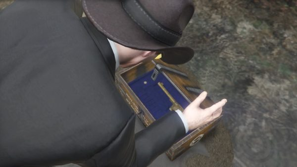 GTA5 ダブルアクションリボルバー発見