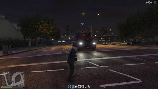 GTA5 アーケード準備ミッション